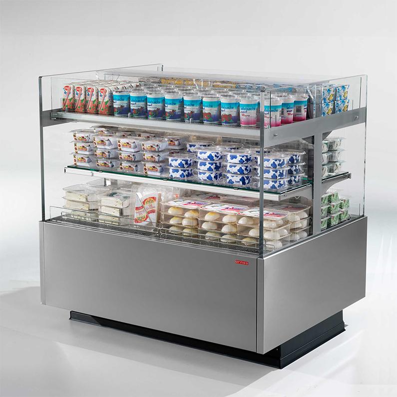 ARNEG Daytona remote open semi-vertical cabinet