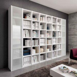 Library units I Quadrifoglio