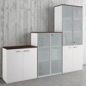 Quadrifoglio storage cabinets