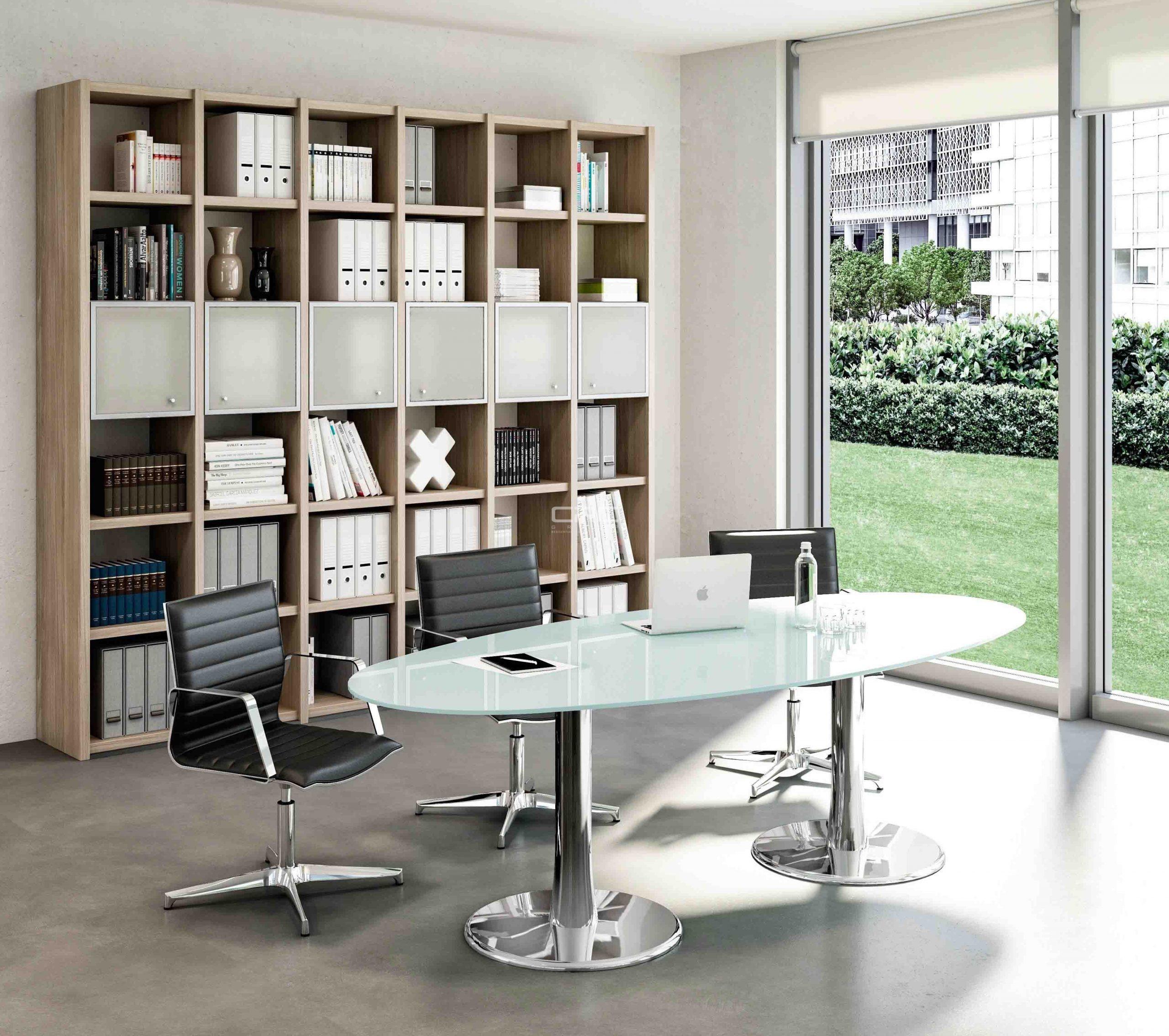 Quadrifoglio Xtime meeting table